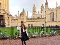 2018 Pershing Square Scholarships At Oxford University, UK