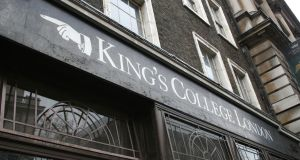 £5,000 Dickson Poon Law Scholarships at Kings College, London - 2018