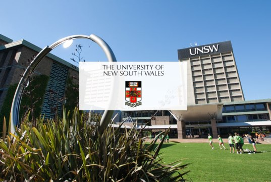 Fully Funded Scholarships At University Of New South Wales, Australia - 2018