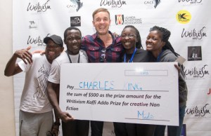 Koffi Addo Prize For Creative Non-fiction African Writers, Uganda - 2018