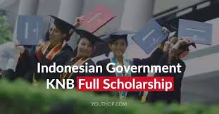 Indonesian Government KNB Scholarships For Developing Countries - 2018