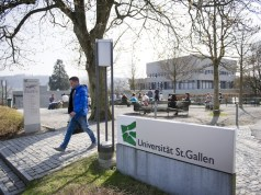 International Scholarships At University Of St. Gallen, Switzerland