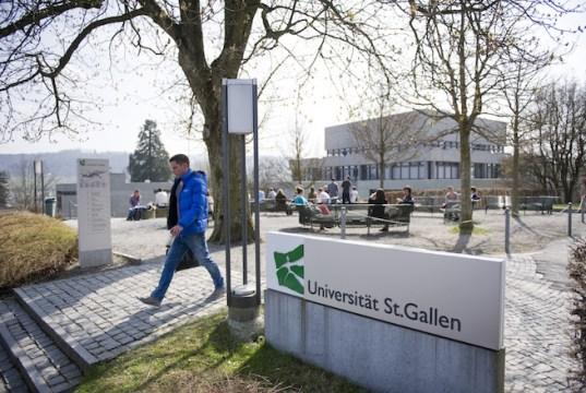International Scholarships At University Of St. Gallen, Switzerland