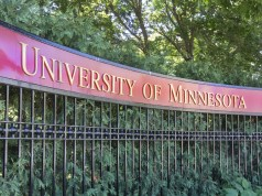 Yousriya Loza-Sawiris Scholarship At University Of Minnesota, USA 2018