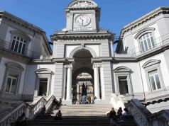 34th Cycle Scholarship Programs For Non-Italian Students At University Of Naples Federico II - Italy