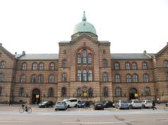 Organic Chemistry Fellowships At University Of Copenhagen, Denmark