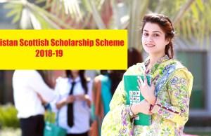 Study In Pakistan: British Council Pakistan Scottish Scholarship Scheme