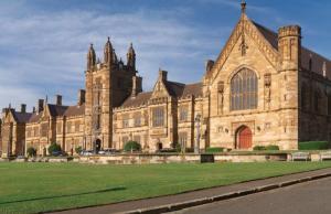 Awards For Gap Year Students At University Of Sydney - Australia