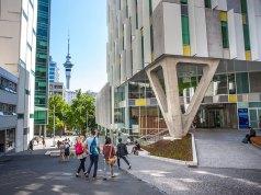 China Construction Bank Finance Scholarships At Auckland University Of Technology - New Zealand