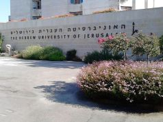 International Scholarships At Hebrew University Of Jerusalem - Israel