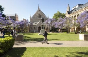 Higher Education Scholarships At University Of Adelaide - Australia