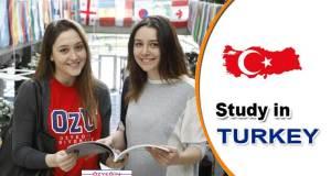 Türkiye Scholarships For International Students In Turkey