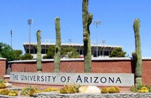 International Tuition Awards At University Of Arizona - USA