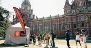 Global Scholarships Programme At Royal Holloway, University Of London
