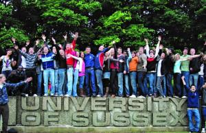 Dr. John Birch Music Funding At University Of Sussex - UK