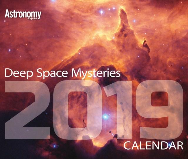 2019 Deep Space Mysteries Calendar