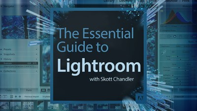 The Essential guide to Lightroom from Craftsy