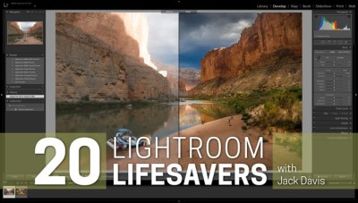 20 Lightroom Lifesavers from Craftsy