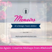 If It Happens Again- Creative Mishaps from #BehindtheBlogger