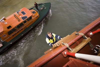 Pilot Ladders: First sign of vessel's safety standards ? - MySeaTime