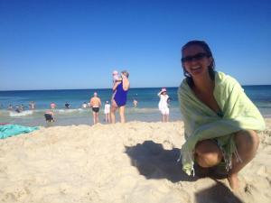 Beach Xmas 2012 MSF