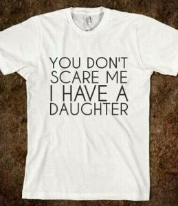 tshirt you dont scare me