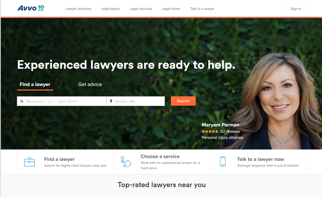 Why Regulators Ban On Avvo Hurts Not Only Consumers But Solo - Legal forms software reviews