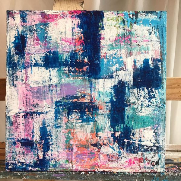 Abstract 30X30