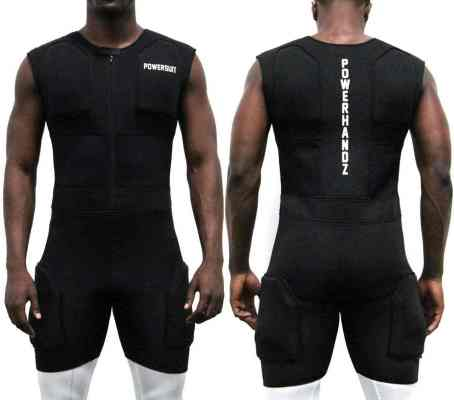 POWERHANDZ POWERSUIT Fitness Traning Vest 1
