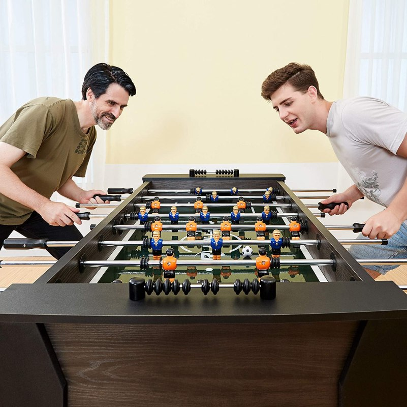Ten Table Top Foosball Table