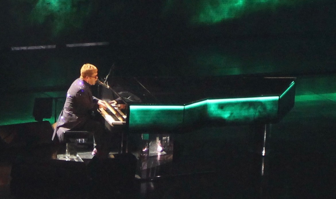 Elton John: The Million Dollar Piano at Caesar's Palace