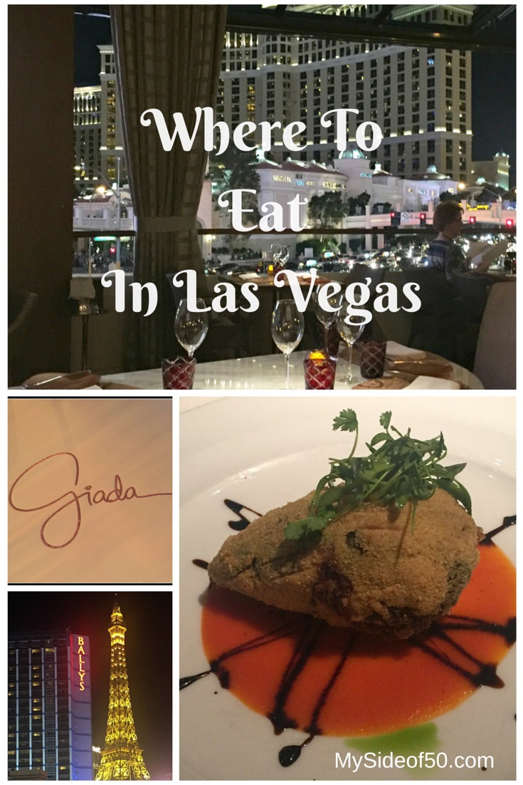Las Vegas Restaurants by Food Network Stars | Giada at The Cromwell and Bobby Flay's Mesa Grill