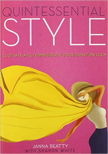 Quintessential Style: Cultivate and Communicate Your Signature Look is a workbook designed to help women find their most flattering look.