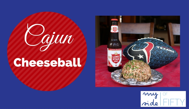 How To Make Cajun Cheeseball | The Ultimate Superbowl Snack
