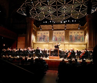 The New Jersey Symphony Orchestra
