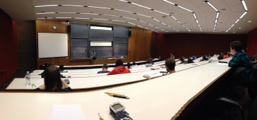 Before the physics exam