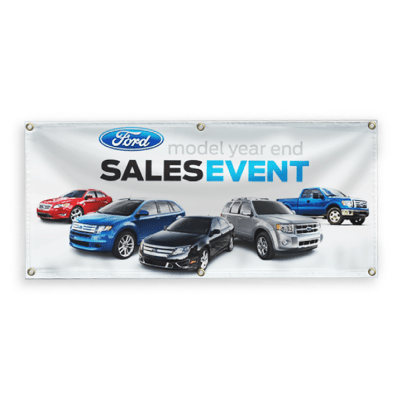 Banner Example - Ford