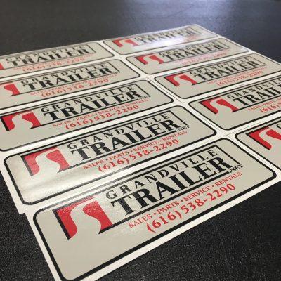 Decal sticker