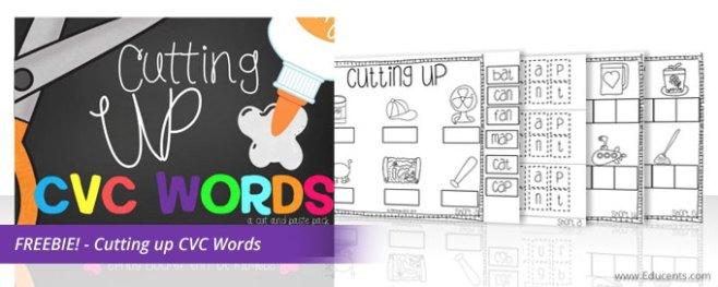 Free Cutting Words