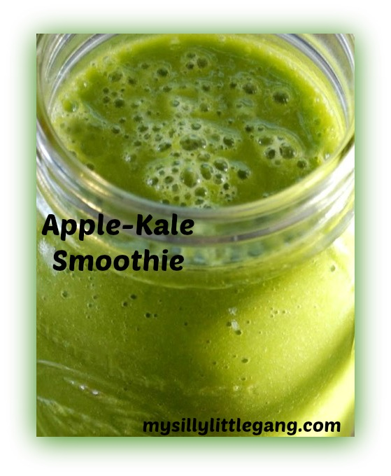 Apple-Kale Smoothie