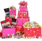 heart gift tower
