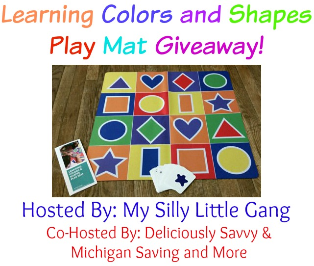 learning mat giveaway