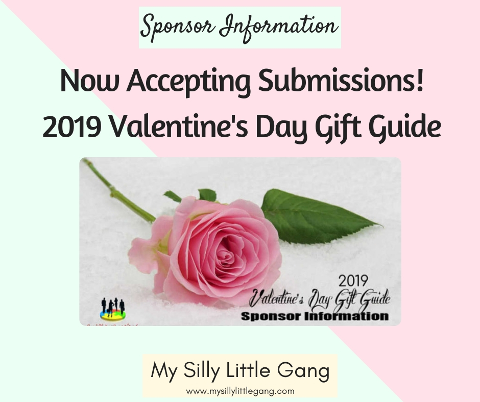 Accepting Submissions For The 2019 Valentine's Day Gift Guide - Sponsor Information