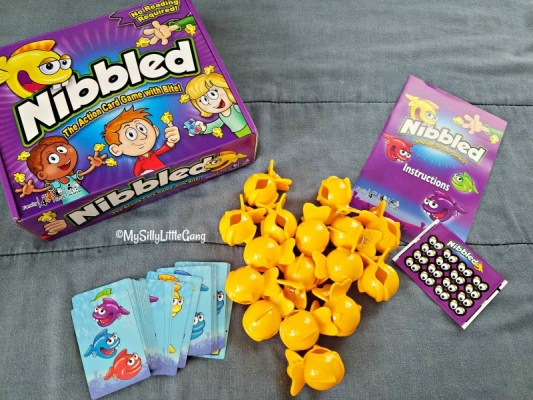 Nibbled ~ Family Game Series Post #4