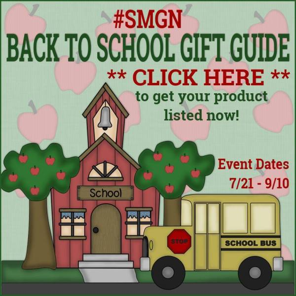 Back To School Gift Guide Sponsor Information