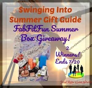 FabFitFun Summer Box Giveaway