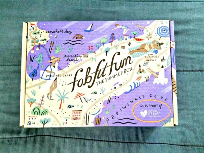 FabFitFun Summer 2017 Unboxing & Coupon