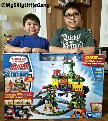 Thomas & Friends Super Station Review
