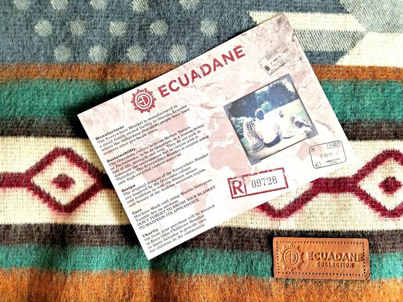 Ecuadane Everywhere Blanket Review