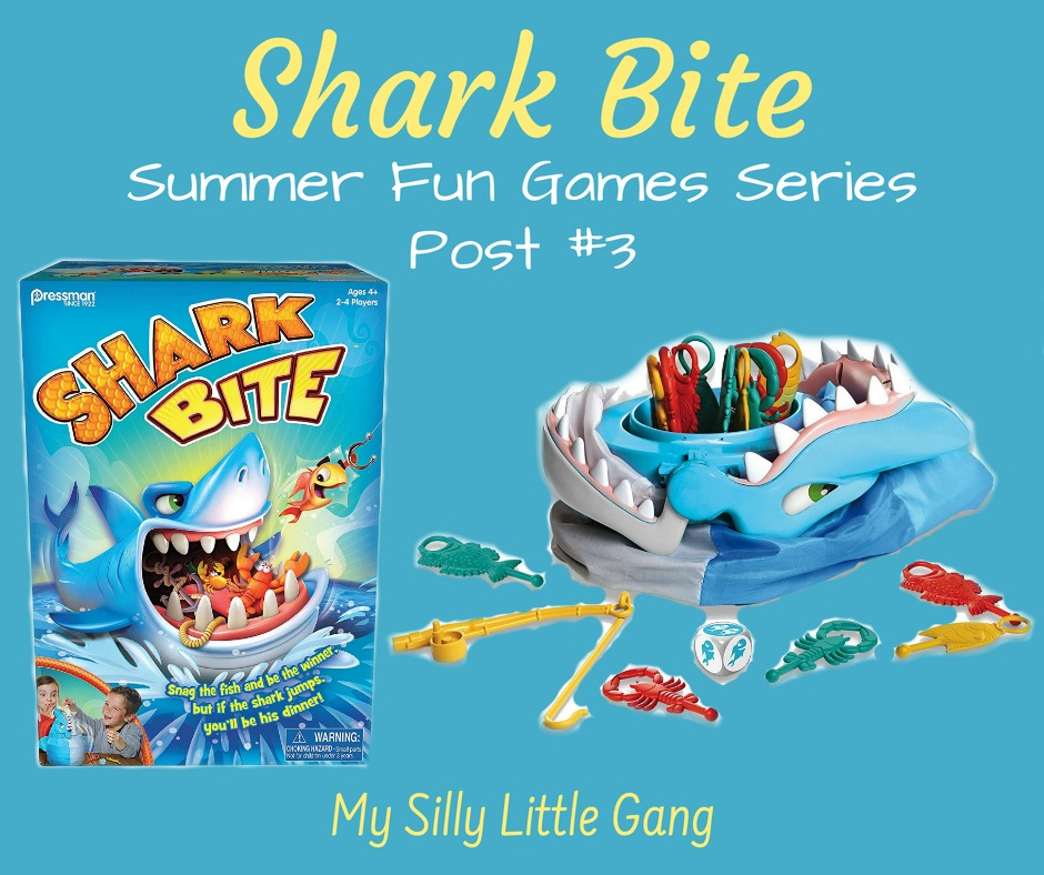 Shark Bite ~ Summer Fun Games Series Post 3